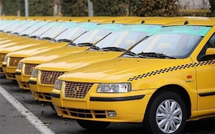 ورود 3 هزار تاکسی گازسوز به ناوگان تاکسیرانی