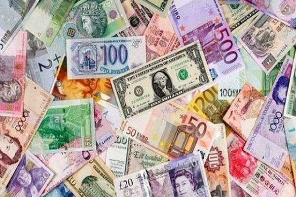 جزئیات قیمت رسمی انواع ارز، نرخ 20 ارز کاهش یافت