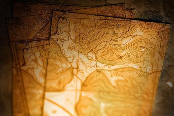 قدیمی ترین نقشه های دنیا در چه قرنی ترسیم شدند؟