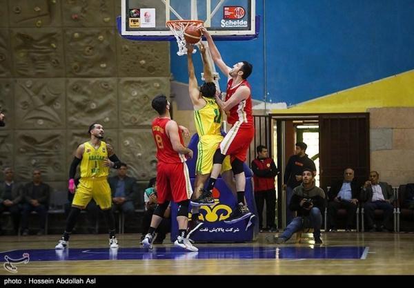 لیگ برتر بسکتبال روزهای دوشنبه و سه شنبه پیگیری می گردد