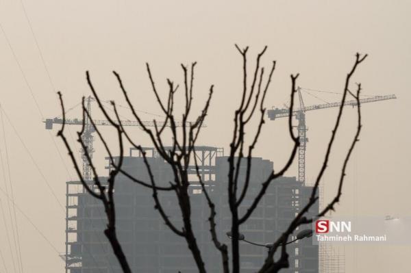 تشدید آلودگی هوا در پنج کلانشهر، از تردد غیرضروری بپرهیزید