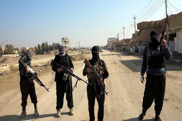 انتقال دهها داعشی از سوی ارتش تروریست آمریکا به پایگاه التنف