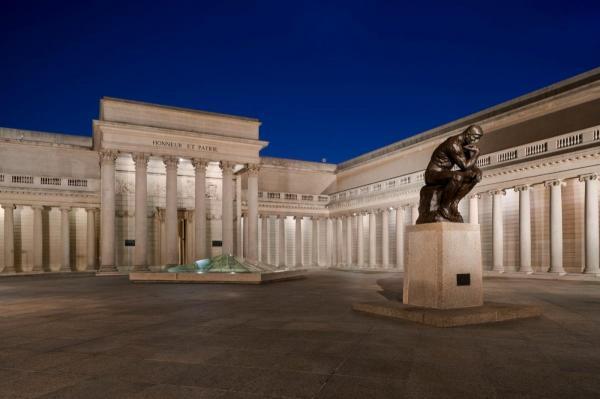 مقاله: موزه هنرهای زیبای سانفرانسیکو (FAMSF)