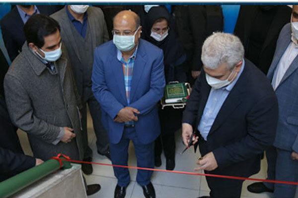 مرکز رشد و نوآوری انستیتو تحقیقات تغذیه ای افتتاح شد
