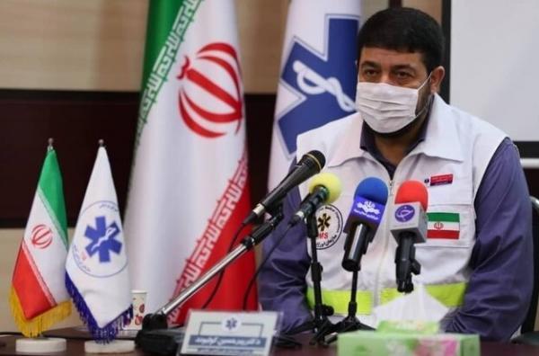 تشریح آخرین شرایط مصدومان مربوط به چهارشنبه آخر سال تا به امروز خبرنگاران