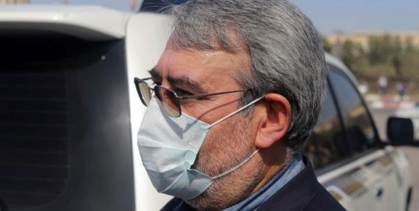 وزیر کشور در بیمارستان بستری شد، علت ابتلا به کرونا