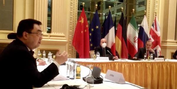 دیپلمات چینی: گروه کارشناسی هسته ای بسیار جلوتر از گروه لغو تحریم های ایران هستند