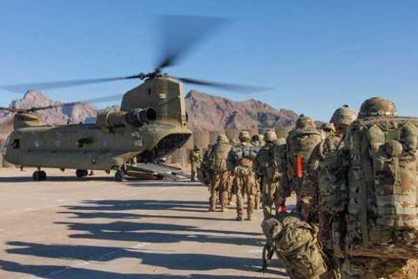 فرایند خروج نظامیان آمریکا از افغانستان از یکم ماه مه شروع می گردد