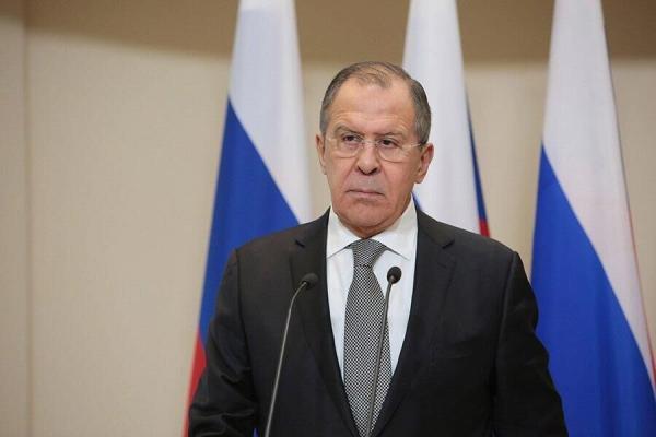 لاوروف تصمیم روسیه علیه آمریکا را اظهار داشت
