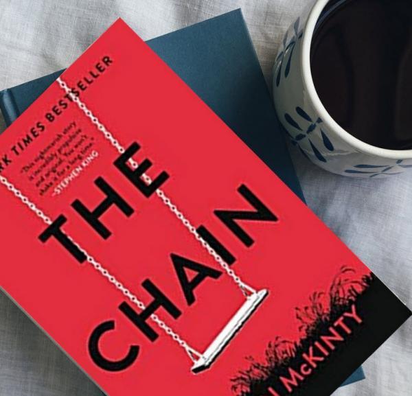 معرفی رمان پلیسی زنجیره ، نوشته آدرین مک کینتی