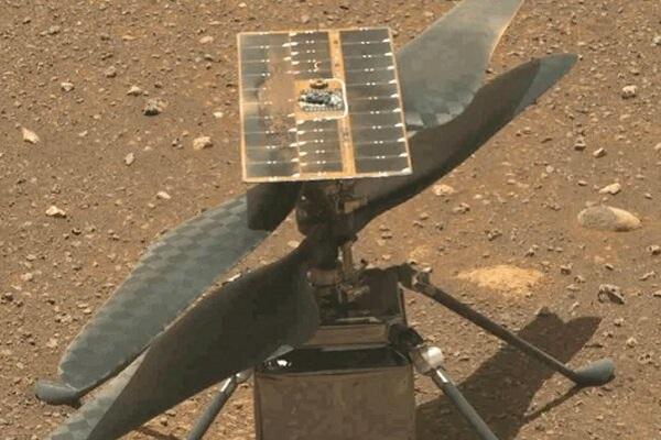 هلیکوپتر ناسا فردا روی مریخ پرواز می نماید