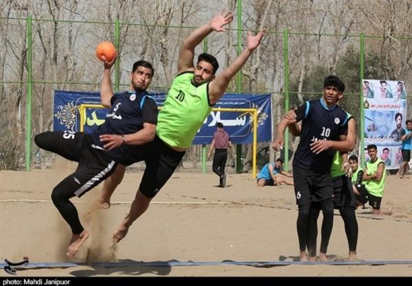 دعوت از 12 بازیکن اردوی آمادگی تیم نوجوانان هندبال ساحلی