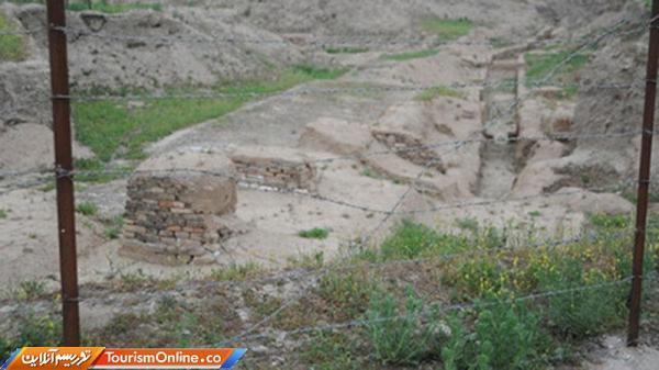 کشفیات جدید پیرامون شهر داراکان در فسا