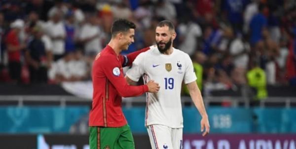 آلمان به سختی در جام ماند، تساوی فرانسه و پرتغال در شبی که کریس به دایی رسید