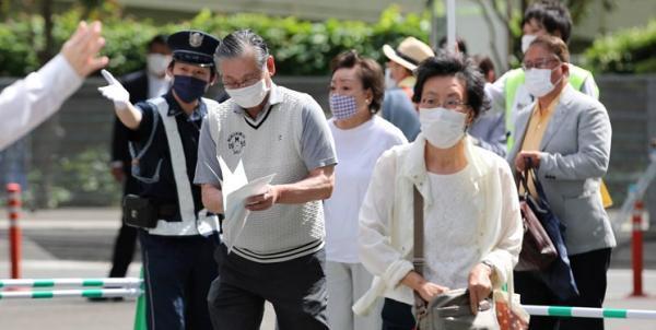 بحران کرونای انگلیسی در ژاپن، دیلی میل: سیستم بهداشتی در آستانه فروپاشی