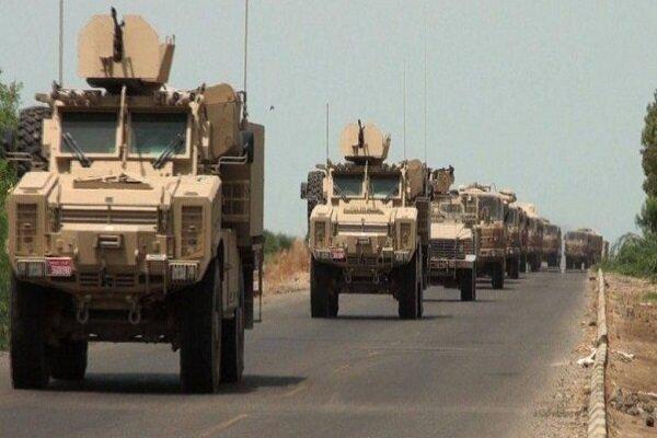 کاروان لجستیک متعلق به نظامیان آمریکا در عراق هدف نهاده شد