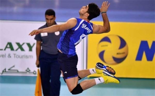 ملی پوش والیبال ایران مشکوک به کرونا شد