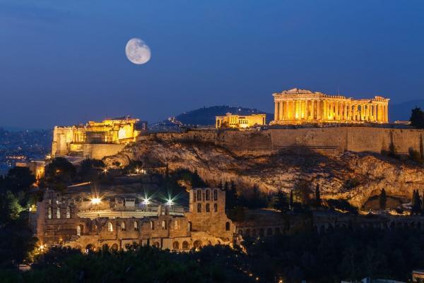 برترین جاذبه های دیدنی آتن در یونان ، تصاویر