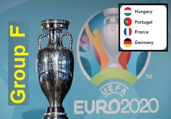 یورو 2020، گروه F؛ نبرد غول ها در گروه مرگ با طعم انتقام