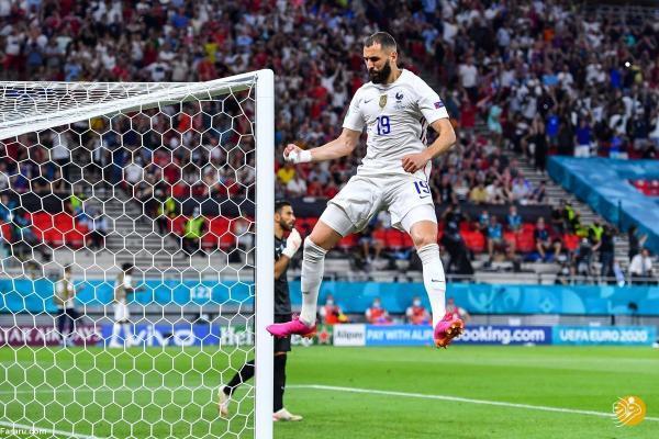 خلاصه بازی پرتغال 2 ، 2 فرانسه؛ دبل رونالدو و رسیدن به دایی