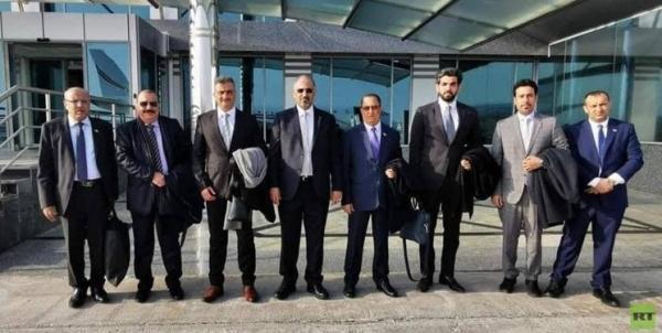سفر رئیس شورای انتقالی جنوب یمن به مسکو
