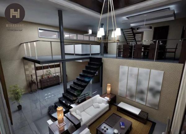 طراحی داخلی به سبک لافت و ویژگی های آن