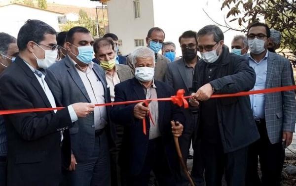 افتتاح پروژه های مخابراتی روستایی در مهدیشهر